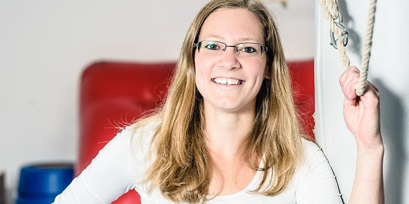 Alexandra Stiller Ergotherapeutin