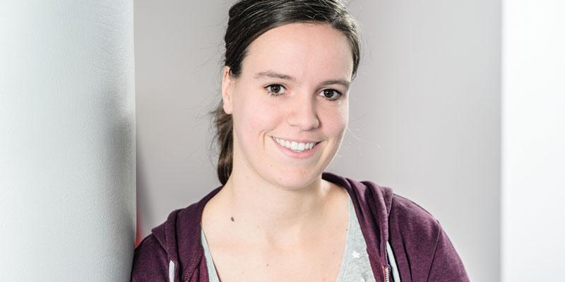 Melanie Schreiber Ergotherapeutin