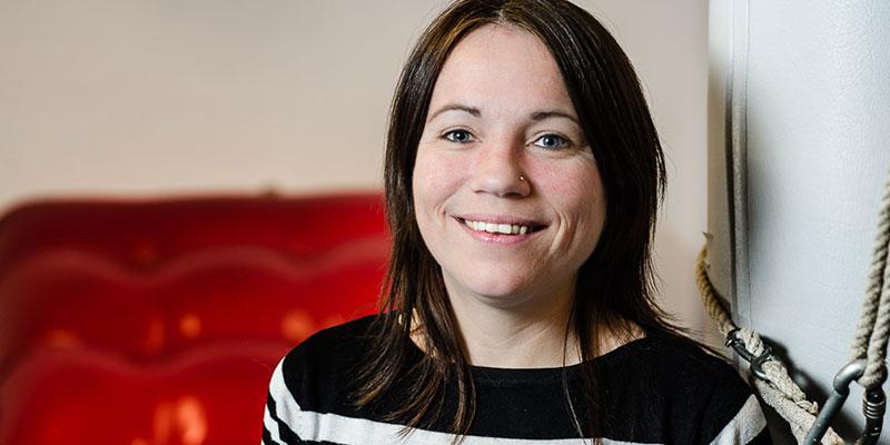 Susanne Stollberg  Ergotherapeutin